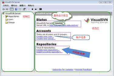 源代码版本控制工具VisualSVN Server的配置和使用