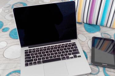 最好的礼物:MacBook Pro ME865