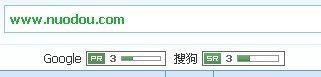 谷歌PR抽风,诺豆网PR仨月变幻仨次!