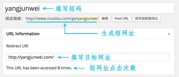 WordPress插件-Simple-URLs外链转内链
